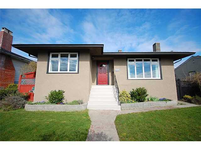 Main Photo: 223 E 8TH Avenue in New Westminster: The Heights NW House  : MLS® # V942116