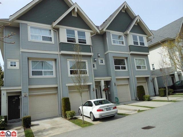 "Main Photo: 50 15065 58TH Avenue in Surrey: Sullivan Station Townhouse for sale in ""Springhill Complex"" : MLS® # F1210016"