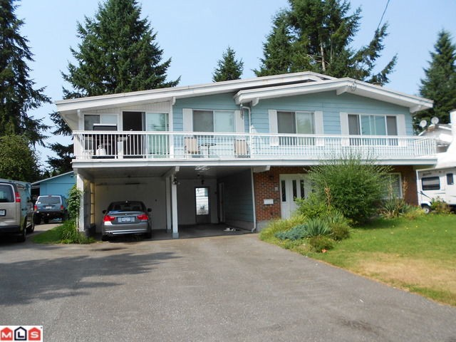 Main Photo: 3927 205B Street in Langley: Brookswood Langley House for sale : MLS®# F1220895