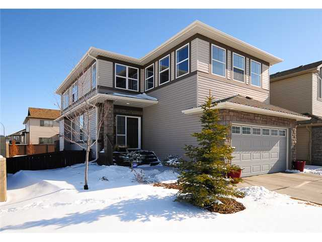 Main Photo: 132 EVEROAK Drive SW in CALGARY: Evergreen Residential Detached Single Family for sale (Calgary)  : MLS® # C3557132