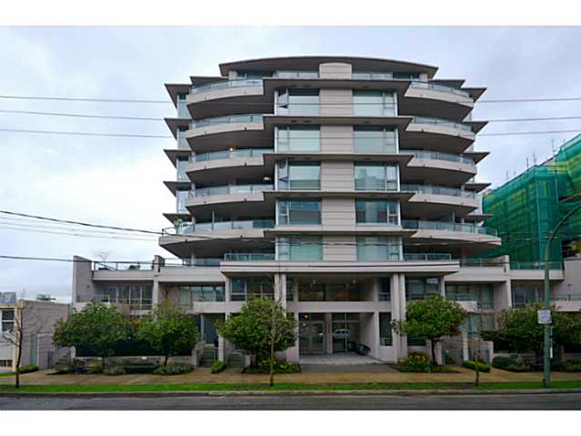 "Main Photo: 705 587 W 7TH Avenue in Vancouver: Fairview VW Condo for sale in ""AFFINITI"" (Vancouver West)  : MLS(r) # V999925"