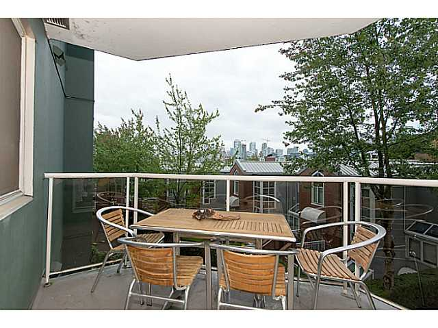 Photo 10: # 307 1508 MARINER WK in Vancouver: False Creek Condo for sale (Vancouver West)  : MLS(r) # V1025124