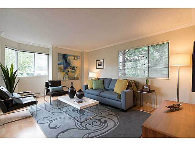 Main Photo: # 307 1508 MARINER WK in Vancouver: False Creek Condo for sale (Vancouver West)  : MLS(r) # V1025124