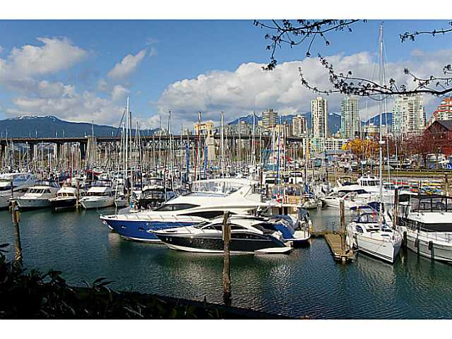 Photo 17: # 307 1508 MARINER WK in Vancouver: False Creek Condo for sale (Vancouver West)  : MLS(r) # V1025124