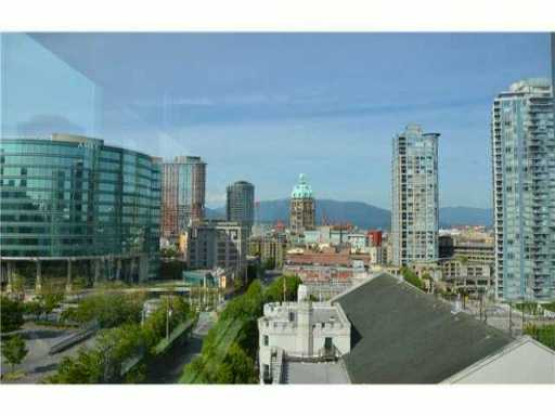 Main Photo: # 1212 161 W GEORGIA ST in Vancouver: Downtown VW Condo for sale (Vancouver West)  : MLS® # V1021328