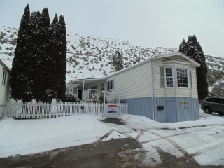 Main Photo: 37 4395 E Trans Canada Hwy in Kamloops: Dallas Manufactured Home for sale : MLS®# 120207