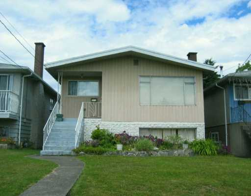 "Main Photo: 5477 PORTLAND ST in Burnaby: South Slope House for sale in ""SOUTH SLOPE"" (Burnaby South)  : MLS® # V597330"