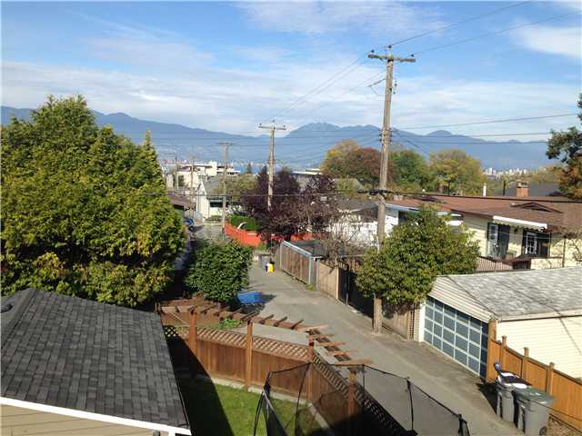 Photo 19: 3621 W 20TH AV in Vancouver: Dunbar House for sale (Vancouver West)  : MLS(r) # V1089715