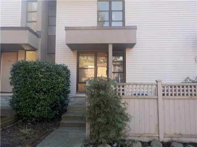 Main Photo: # 42 13809 102ND AV in Surrey: Whalley Condo for sale (North Surrey)  : MLS® # F1431661