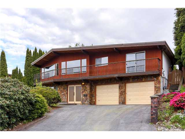 Main Photo: 3216 BOSUN PL in Coquitlam: Ranch Park House for sale : MLS®# V1119813