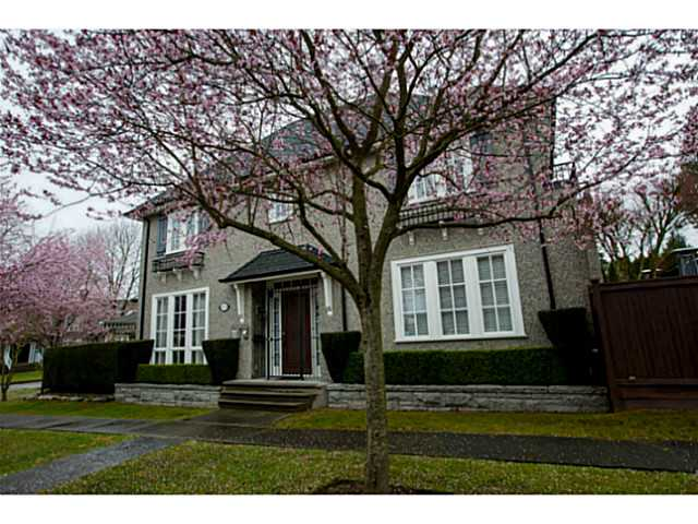 Main Photo: 1739 W 52ND AV in Vancouver: South Granville House for sale (Vancouver West)  : MLS®# V1109473