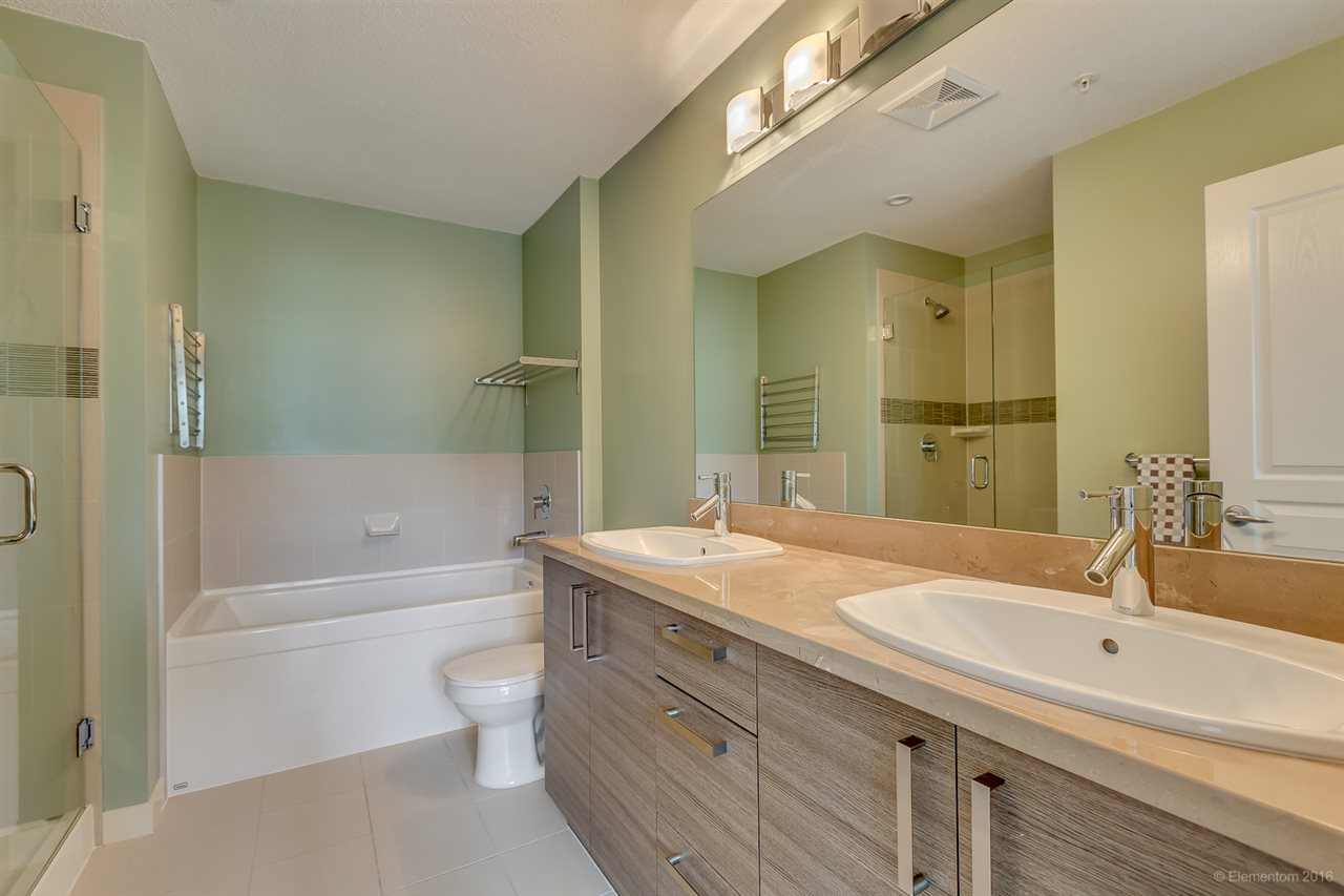 Photo 8: 314 1153 KENSAL PLACE in Coquitlam: New Horizons Condo for sale : MLS® # R2101554