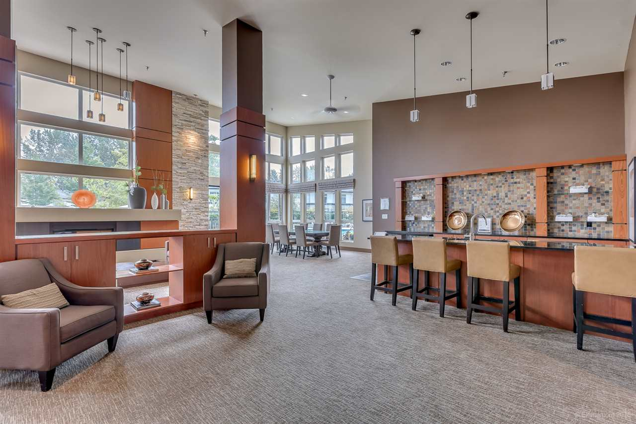 Photo 14: 314 1153 KENSAL PLACE in Coquitlam: New Horizons Condo for sale : MLS® # R2101554