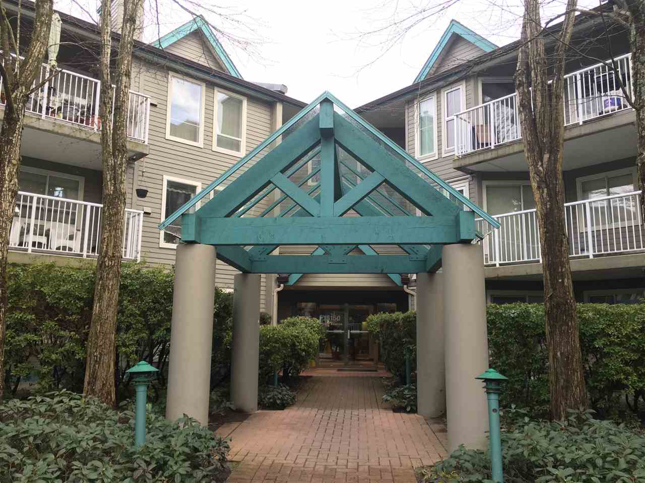 Main Photo: 106 15150 108TH AVENUE in Surrey: Bolivar Heights Condo for sale (North Surrey)  : MLS® # R2148396