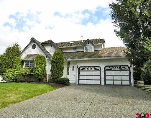 "Main Photo: 7780 143RD ST in Surrey: East Newton House for sale in ""Springhill"" : MLS® # F2605855"