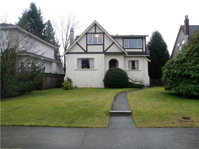 "Main Photo: 3356 W 32ND Avenue in Vancouver: Dunbar House for sale in ""DUNBAR"" (Vancouver West)  : MLS® # V929297"