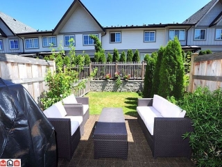 "Main Photo: 110 2501 161A Street in Surrey: Grandview Surrey Townhouse for sale in ""HIGHLAND"" (South Surrey White Rock)  : MLS® # F1218591"