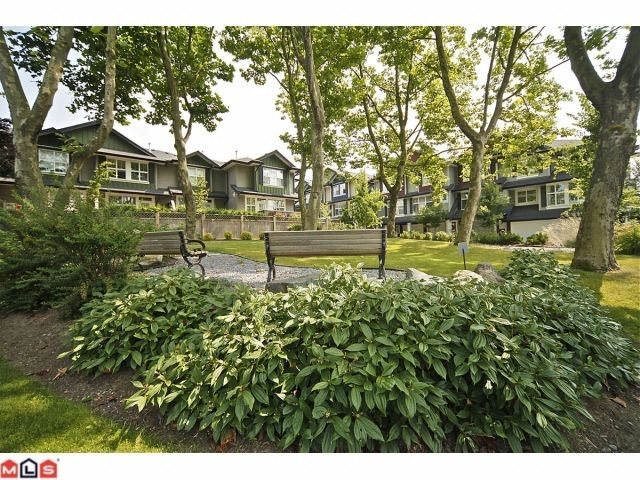 "Photo 10: 109 18199 70TH Avenue in Surrey: Cloverdale BC Townhouse for sale in ""AUGUSTA"" (Cloverdale)  : MLS® # F1220480"