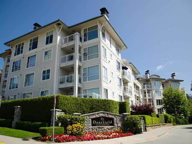 Main Photo: 201 3608 DEERCREST Drive in North Vancouver: Roche Point Condo for sale : MLS® # V966966