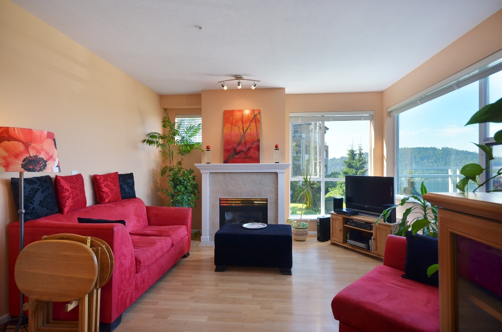 Photo 6: Photos: 201 3608 DEERCREST Drive in North Vancouver: Roche Point Condo for sale : MLS®# V966966