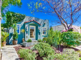 Main Photo: CORONADO VILLAGE House for sale : 2 bedrooms : 465 G in Coronado