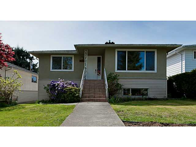 Main Photo: 2536 E 29th Avenue in Vancouver: Collingwood VE House  (Vancouver East)  : MLS® # V1004313