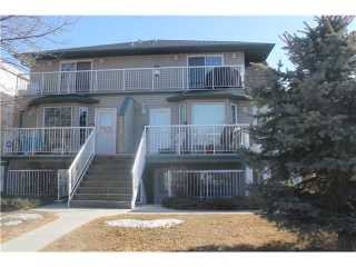 Main Photo: 2 1515 28 Avenue SW in CALGARY: South Calgary Townhouse for sale (Calgary)  : MLS(r) # C3573495