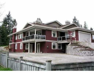 "Main Photo: B 100 HEMLOCK DR: Anmore House 1/2 Duplex for sale in ""SUNNYSIDE ESTATES"" (Port Moody)  : MLS® # V527908"