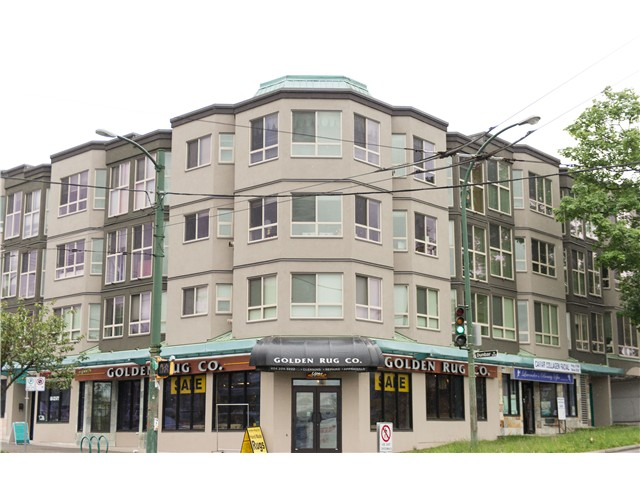 Main Photo: 101 3615 W. 17TH Street in VANCOUVER: Dunbar Condo  (Vancouver West)  : MLS® # V1007581