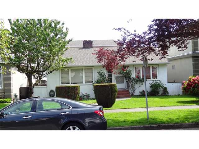 Main Photo: 72 W. 47th Avenue in Vancouver: Oakridge VW House for sale (Vancouver West)  : MLS®# V1068902