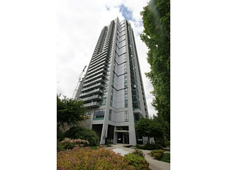 Main Photo: # 2609 1178 HEFFLEY CR in Coquitlam: North Coquitlam Condo for sale : MLS® # V1127661