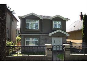 Main Photo: 3765 Beatrice Street in Vancouver: Victoria VE House for sale (Vancouver East)  : MLS® # V914269