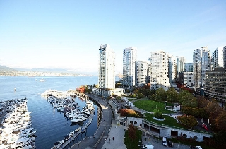 Main Photo: 499 Broughton Street in Vancouver: Coal Harbour Condo for rent (Vancouver West)