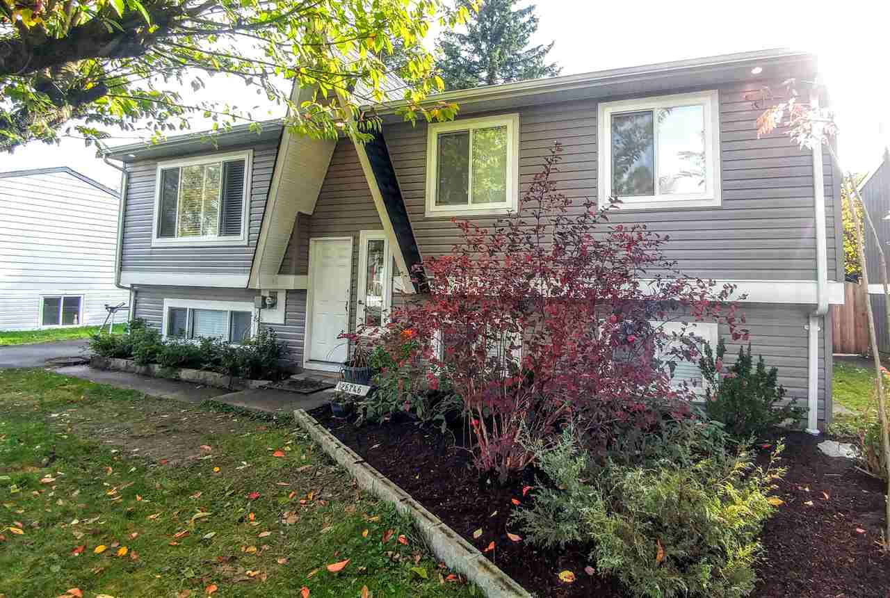 Main Photo: 26746 32A AVENUE in Langley: Aldergrove Langley House for sale : MLS(r) # R2118449