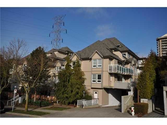 Main Photo: # 305 3709 PENDER ST in : Willingdon Heights Townhouse for sale : MLS® # V905763