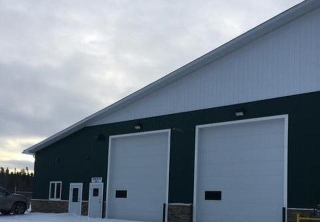 Main Photo: 3780 30 Street in Whitecourt: Industrial for lease : MLS® # 42133