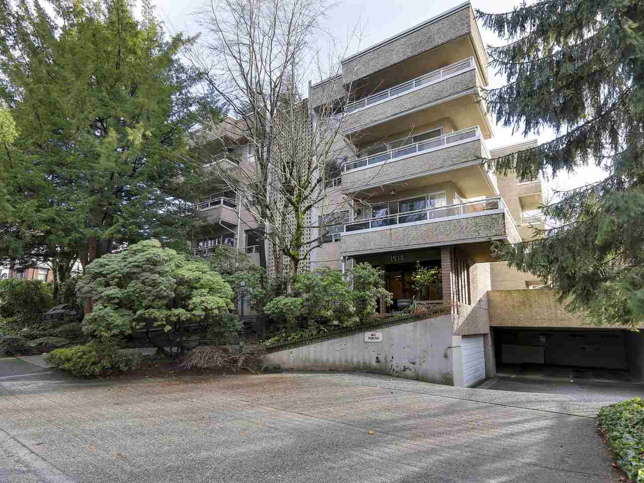 Main Photo: 306 1412 W 14TH AVENUE in Vancouver: Fairview VW Condo for sale (Vancouver West)  : MLS® # R2133238