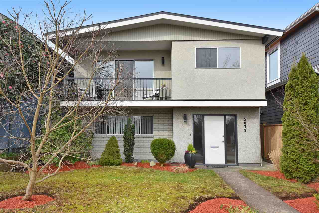 Main Photo: 5079 WINDSOR STREET in Vancouver: Fraser VE House for sale (Vancouver East)  : MLS(r) # R2152096