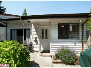 "Main Photo: 5105 203RD Street in Langley: Langley City Townhouse for sale in ""Longlea Estates"" : MLS(r) # F1217258"
