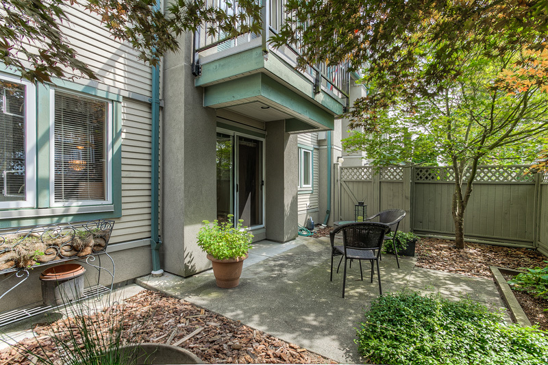 "Photo 19: 87 211 BEGIN Street in Coquitlam: Maillardville Townhouse for sale in ""FOUNTAIN BLEU"" : MLS® # V966076"