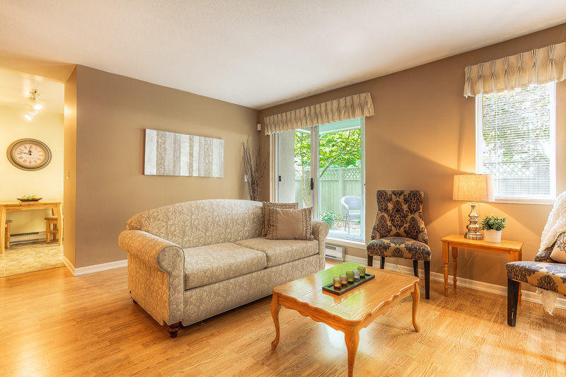 "Photo 14: 87 211 BEGIN Street in Coquitlam: Maillardville Townhouse for sale in ""FOUNTAIN BLEU"" : MLS® # V966076"