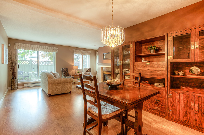 "Photo 13: 87 211 BEGIN Street in Coquitlam: Maillardville Townhouse for sale in ""FOUNTAIN BLEU"" : MLS® # V966076"