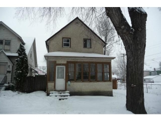 Main Photo: 130 Hallet Street in WINNIPEG: North End Residential for sale (North West Winnipeg)  : MLS® # 1224325