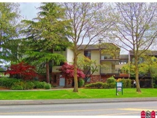"Main Photo: 205 7426 138TH Street in Surrey: East Newton Condo for sale in ""Glencoe Estates"" : MLS®# F1310837"