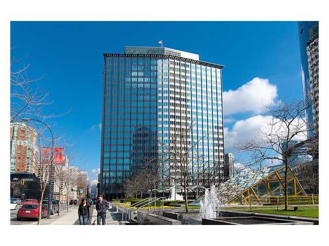 "Main Photo: # 1313 989 NELSON ST in Vancouver: Downtown VW Condo for sale in ""Electra"" (Vancouver West)  : MLS® # V1012949"