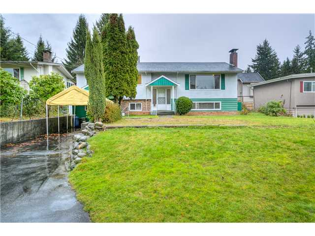 Main Photo: 553 DRAYCOTT ST in Coquitlam: Central Coquitlam House for sale : MLS®# V1036712