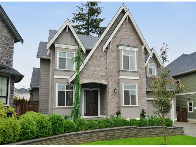 Photo 1: 16366 25TH AV in Surrey: Grandview Surrey House for sale (South Surrey White Rock)  : MLS® # F1425762