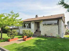 Main Photo: 5484 QUEBEC Street in Vancouver: Main House for sale (Vancouver East)  : MLS®# V1006333