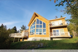 Main Photo: 1538 White Sails Drive in Bowen Island: Tunstall Bay House for sale : MLS® # R2056182