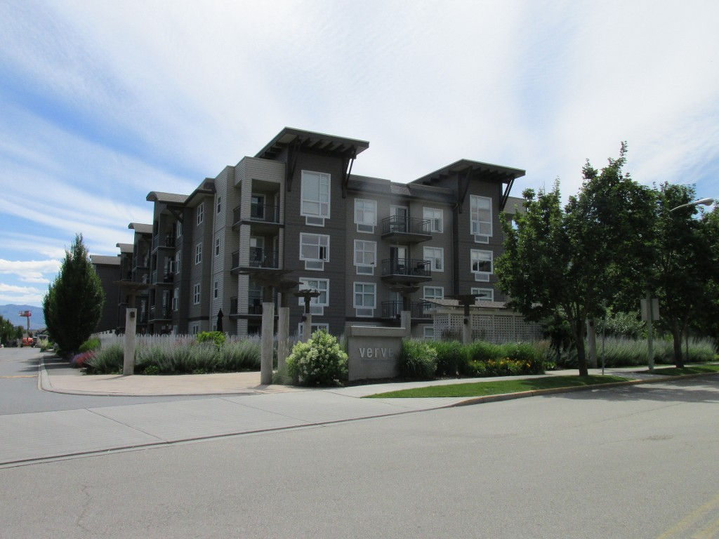 Main Photo: #410 533 Yates Road in Kelowna: North Glenmore Condo for sale : MLS® # 10114546